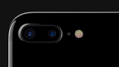 iPhone-7-Kamera: iPhone 7 Plus Dual-Kamera mit schlauem Zoom - Foto: Apple