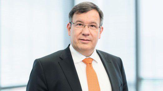 Thomas Spitzenfeil, der CFO ist nun auch CIO bei Zeiss.