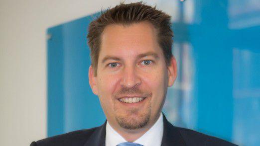 Stefan Domsch ist neuer CIO beim TÜV Süd.
