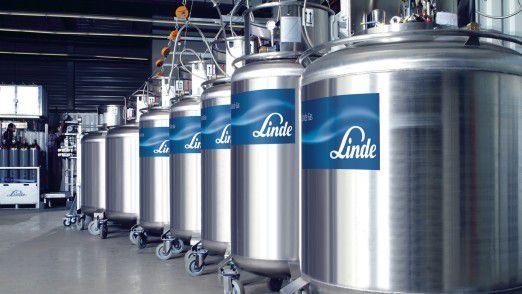 Der Linde-Aufsichtsrat hat die Fusion mit Praxair besiegelt.