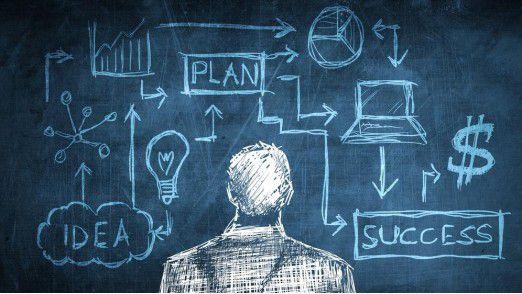 Die Erstellung eines Businessplans ist kein Hexenwerk - wenn man weiß, worauf es dabei ankommt.