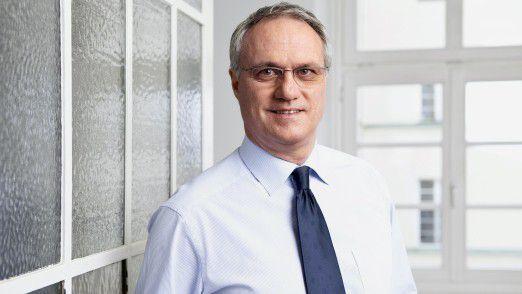 Top 10: Gerald Götz, CIO des Städtischen Klinikums München