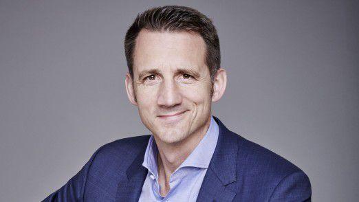 Michael Hilzinger ist General Manager bei Klöckner.
