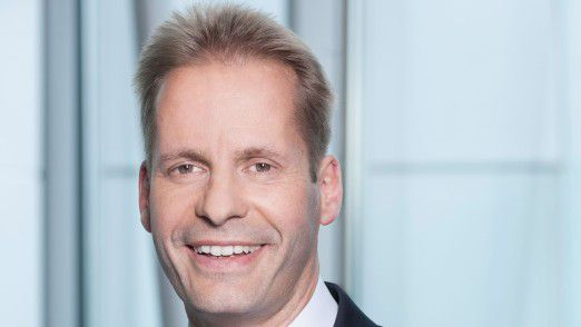 """Stephan Müller - CIO, Commerzbank: """"Wir haben momentan in der öffentlichen Wahrnehmung einen starken Fokus auf die Dinge vorne, die aber nicht immer unbedingt Werte schaffen."""""""