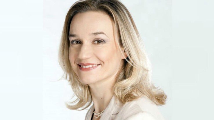 Kathrin Kronberg, Head of Business Relationship Management Enabling Processes, BMW Group