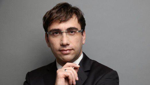 Sven Gábor Jánszky, Trendforscher, Chairman des 2b AHEAD Thinktank