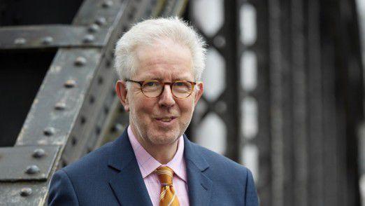 Dr. Sebastian Saxe, CDO, CIO und Leiter Services bei der Hamburg Port Authority (HPA) A. ö. R.