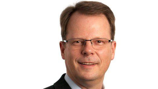 Peter Mertens, neuer Vorstand Technische Entwicklung der Audi AG