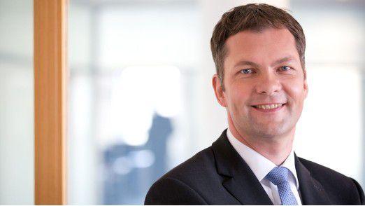 Alexander Edelmann ist CIO bei der Reederei Hamburg Süd.