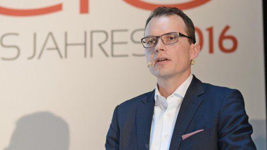 DB Regio CIO Frank Scholz