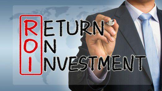 Das RoSI-Verfahren (Return on Security Investment) basiert auf den Methoden Return on Investments und Total Cost of Ownership.