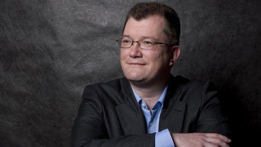 Peter Leukert trat Anfang 2017 seinen Job als CIO der Telekom an.
