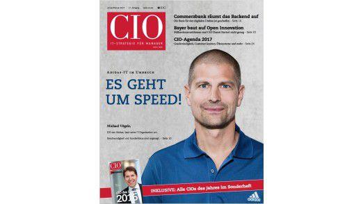 Das CIO-Magazin: Ausgabe 01/02 2017