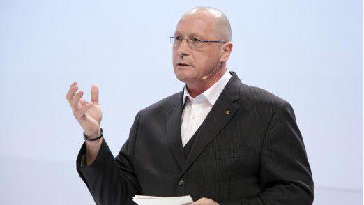 Porsche-Betriebsratschef Uwe Hück richtet seinen Zorn gegen Konzernschwester Audi.