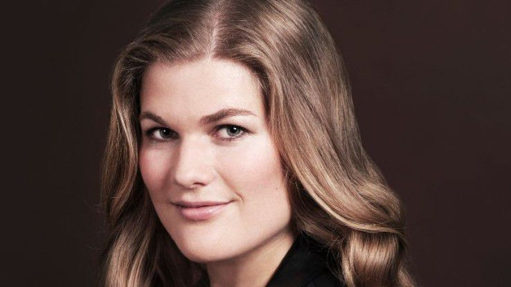 Catharina van Delden ist CEO vom Startup Innosabi, das sich auf Crowdsourcing spezialisiert hat.