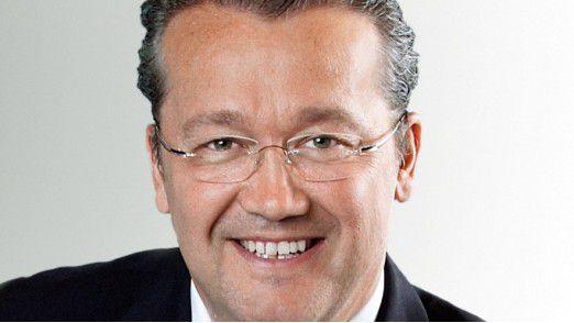 Dirk Schürmann, Director Automotive, Travel & Transportation and Steel bei Hewlett-Packard Enterprise
