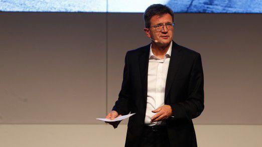 BMW Entwicklungsvorstand Klaus Fröhlich