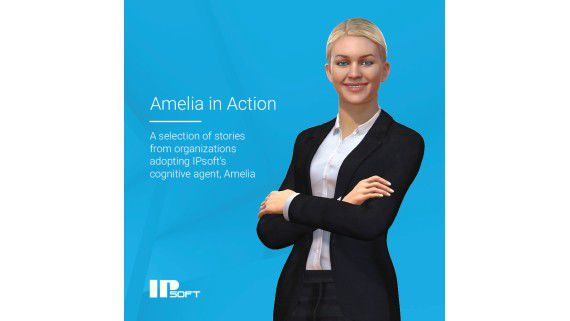 Amelia in Action - Foto: ipsoft