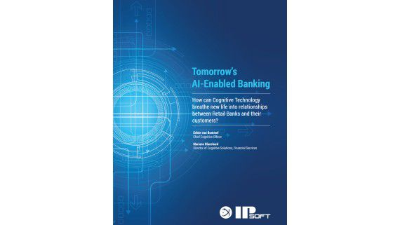 Tomorrow's AI-Enabled Banking - Foto: ipsoft