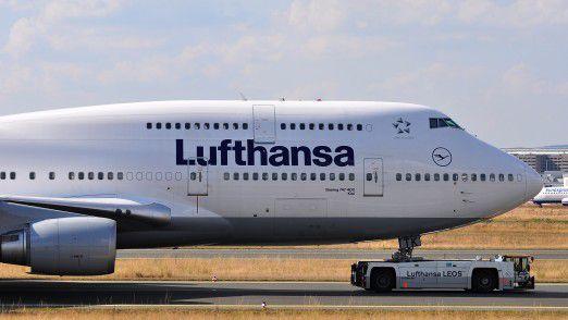 Die Lufthansa ermahnt ihre Piloten, nicht zu weit zu gehen.
