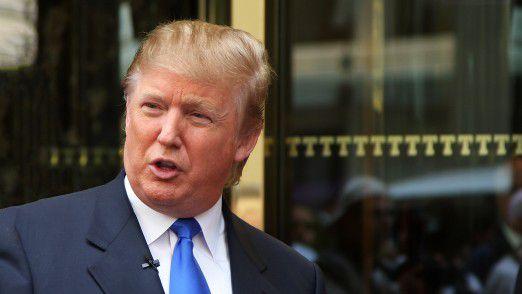 Donald Trump will nächste Woche über einen Ausstieg aus dem Klima-Abkommen von Paris entscheiden.