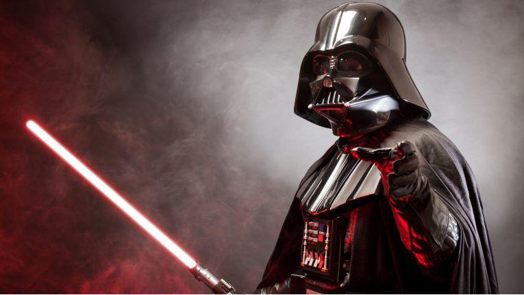 Lernen Sie von Darth Vader.