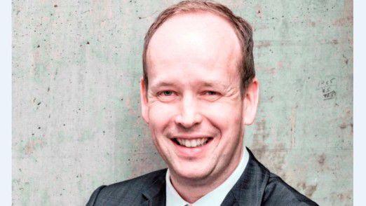 Martin Wibbe ist Group Senior Vice President bei Atos.
