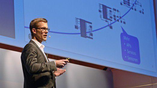 Andre Christ, Geschäftsführer von LeanIX
