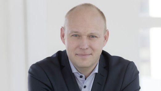 Marcus Claesson ist neuer CIO Daimler Trucks, Buses & Vans.