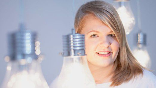 Lena Schaumann hätte ins Familienunternehmen einsteigen können, gründete aber lieber selbst.