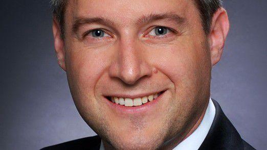 Robert Zepf leitet die IT von Faulhaber.