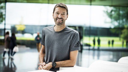 Kasper Rorsted, Vorstandsvorsitzender der adidas AG, verärgert die Sporthändler.