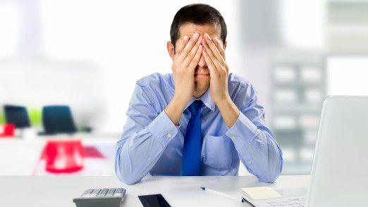 Wenn die Unternehmensstrategie fehlt, fehlt den Mitarbeitern oft die Motivation.