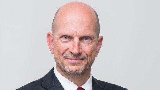 Marcus Frantz ist CIO der ÖBB in Wien.