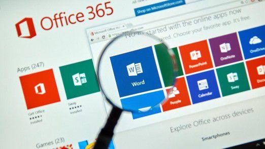 Hacker greifen die Zero-Day-Lücke in Microsoft Word an.