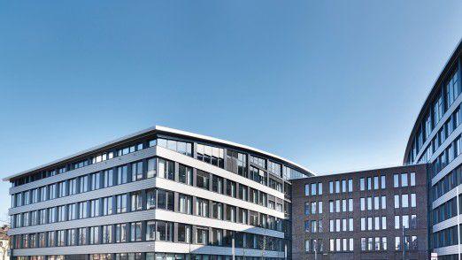 Konzernzentrale der Rheinmetall AG in Düsseldorf