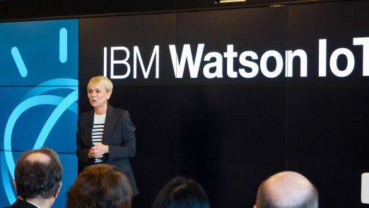 IBM-Managerin Harriet Green