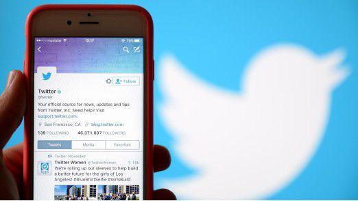 Twitter will künftig auch TV-News, Sport und Konzerte live übertragen.