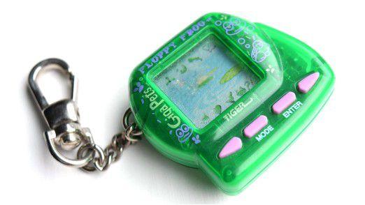 Die Tamagotchis waren auf eine gewisse Weise Vorboten der heutigen Zeit, in der alle fast ständig ein Smartphone in der Hand haben.