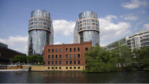 Bundesinnenministerium in Berlin