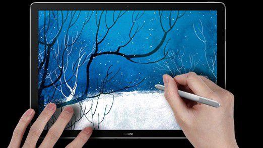 Das neue Huawei MateBook E.