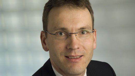 Axel Schnuck leitet jetzt die IT der pbb.