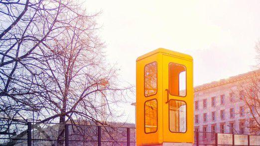 Telefonzelle: Die Kosten können enorm sein.