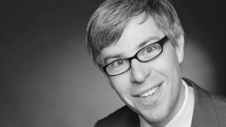 Steffen Ehrmann ist Chief Data Officer bei Schwäbisch Media in Ravensburg.