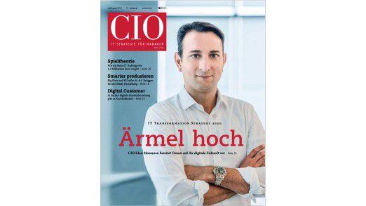 Das neue CIO-Magazin Juli/August 2017.