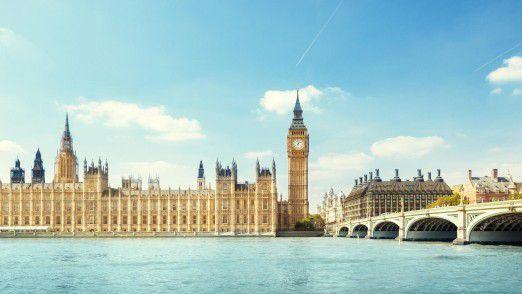 Big Ben und Parlament in London