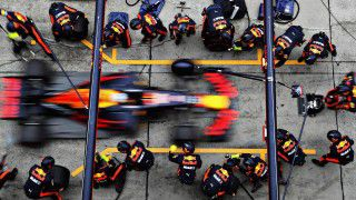 CIO von Red Bull Racing: Mit IoT zurück in die Pole Position der Formel 1 - Foto: Red Bull Racing