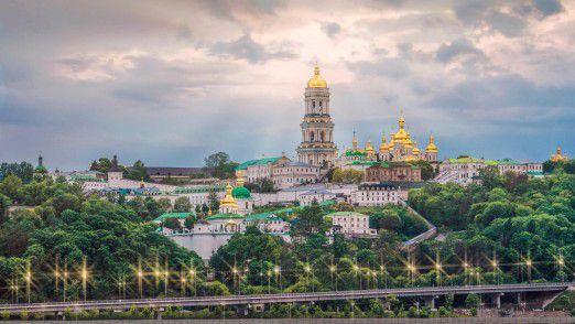 Diesmal im Visier der Hacker: die Ukraine.