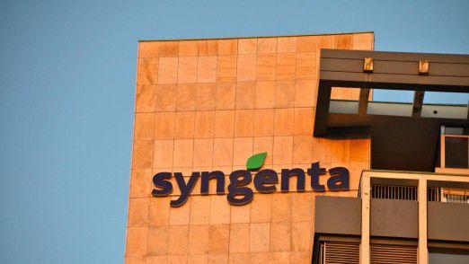 Syngenta will sich besonders gegenüber dem künftigen Branchenführer Bayer positionieren.