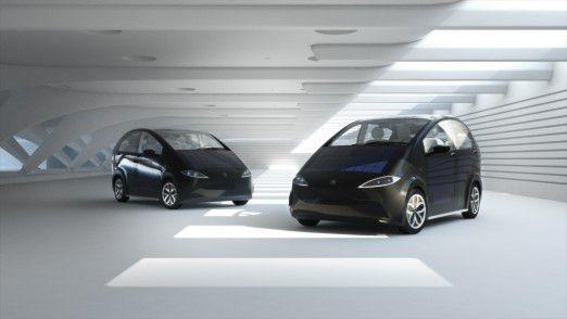 Das Elektroauto Sion von Sono Motors kann auch mit Solarzellen aufgeladen werden.